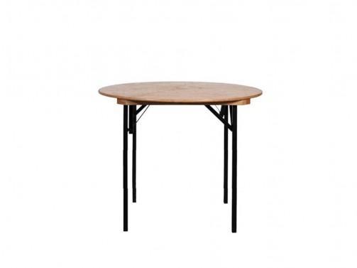Stół koktajlowy, śr. 120 cm
