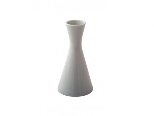 Wazon, wys. 12,5 cm, biały