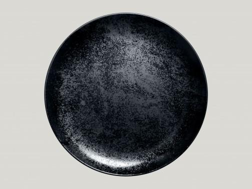 Talerz obiadowy, śr. 29cm, Karbon