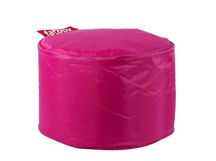 Pufa Fatboy Point, pink, śr. 50 cm, wys. 40 cm,