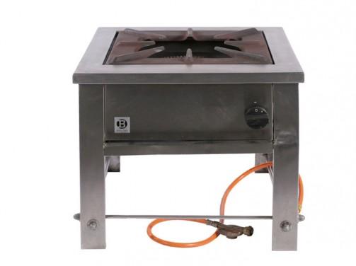 Kuchenka gazowa - taboret, 14 kW
