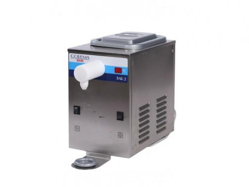 Maszyna dobitej śmietany, poj. 2 l, 100 l / 1 h