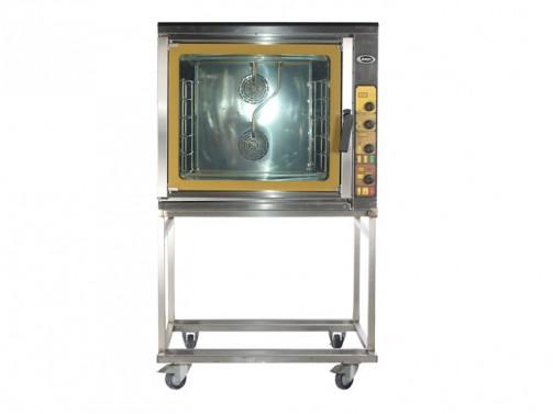 Piec piekarniczy, elektryczny, (6 x EN - 600 x 400 mm)