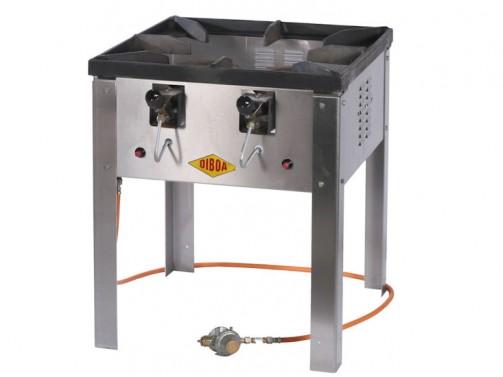 Kuchenka gazowa - taboret, 24kW