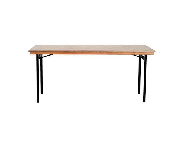 Stół bankietowy, 1,70 x 0,80 m