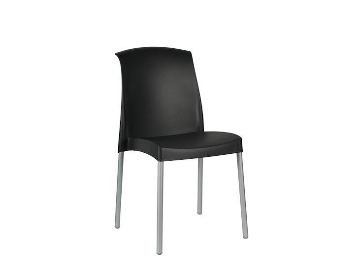 Krzesło Jenny, antracyt