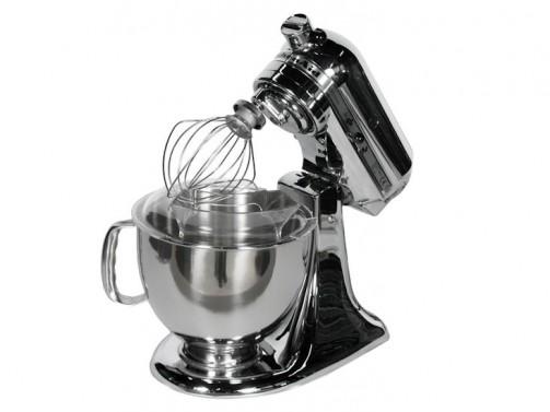 Robot kuchenny, chromowany, błyszczący, zmiską, poj. 4,8 l