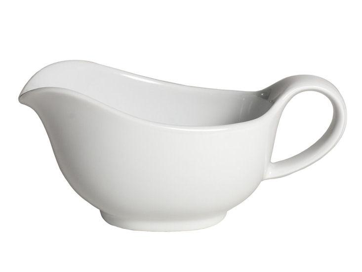 Sosjerka, poj. 0,35 l, biała
