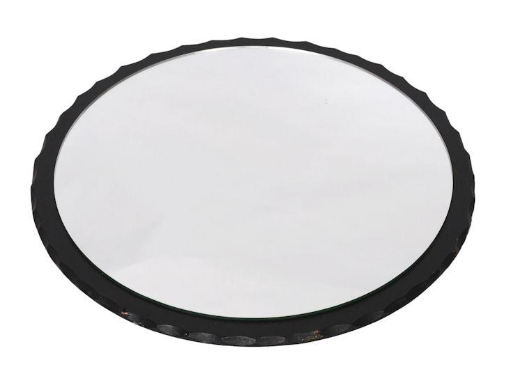 Taca lustrzana, śr. 47 cm
