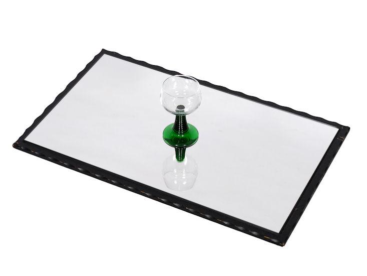 Taca lustrzana, 65 x 45 cm