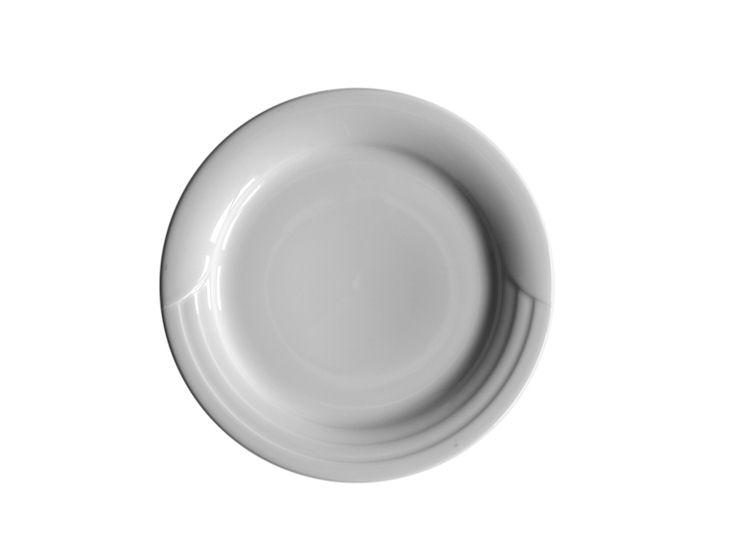 Talerz obiadowy, śr. 26 cm,biały, Lotus