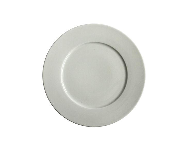 Talerz obiadowy, śr. 27 cm, Fine Dine, ecru