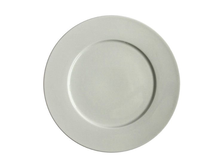 Talerz płaski, śr. 31 cm, Fine Dine, ecru
