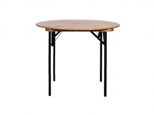Stół koktajlowy, śr. 150 cm