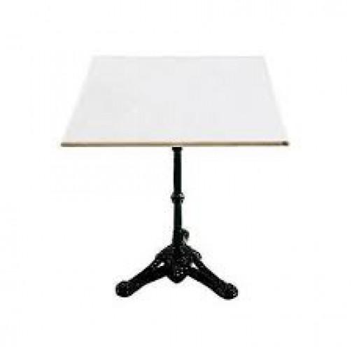 Stolik, biały, 70 x 70 cm