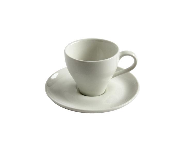 Filiżanka espresso, poj. 9 cl, Lyra, ecru