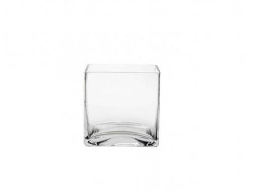 Sześcian szklany 8 x 8 x 8 cm