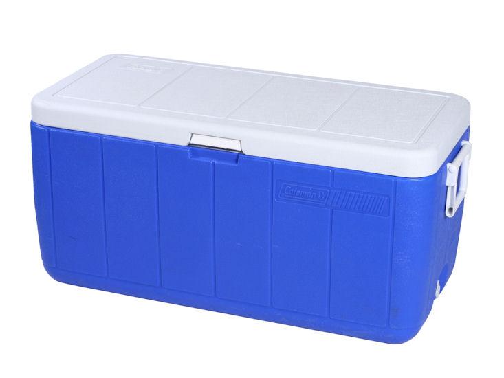 Box chłodzący zprzykrywą, plastikowy, poj. ok. 80 l