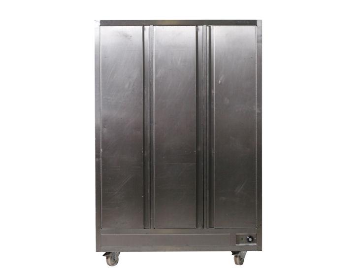 Szafka cieplna, 3-drzwiowa, (39 x 1/1 GN)