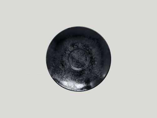 Podstawek, śr. 17cm, (do art. 62501), Karbon