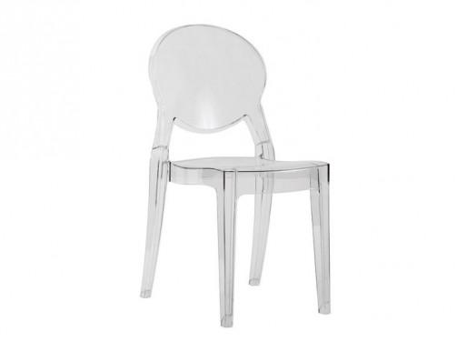 Krzesło IGLO, transparentne