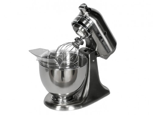 Robot kuchenny, chromowany, matowy, zmiską, poj. 4,8 l