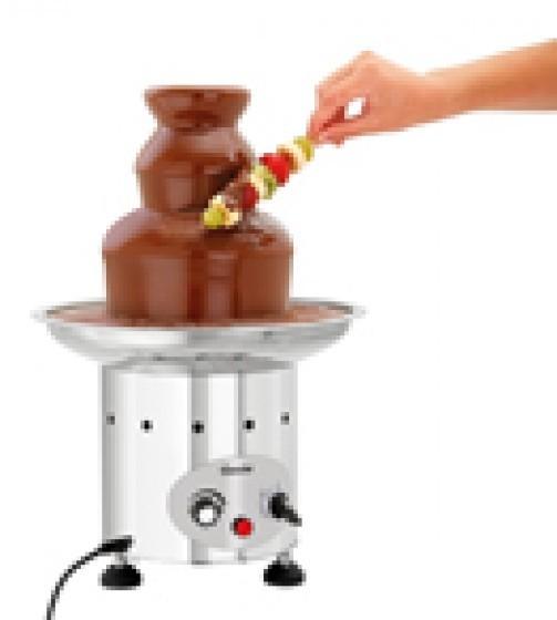 fontanna czekoladowa, wys. 48cm