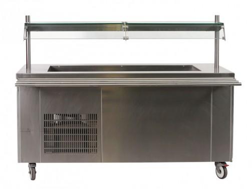 Lada - wanna chłodząca, 4 x 1/1 GN, gł. 20 cm