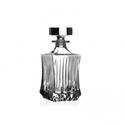 Karafka dowhisky, 0,75l, kryształ, Adagio