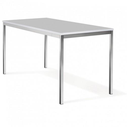 Stół konferencyjny, szary 1,20 x 0,80 m
