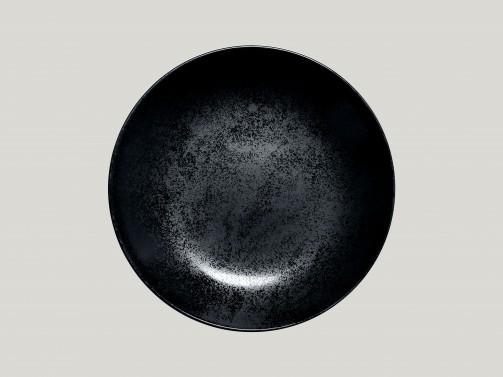 Talerz głęboki, śr. 23cm, Karbon