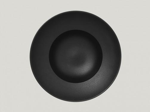 Talerz głęboki Gourmet, śr. 26cm, 48cl, czarny
