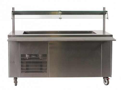 Lada -wanna chłodząca , 4 x 1/1 GN, gł. 20 cm