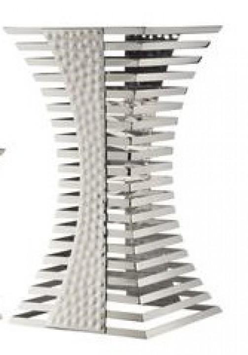 Stojak bufetowy, wys. 58cm, stal nierdzewna