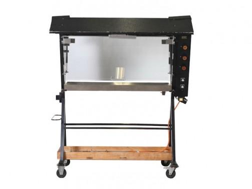 Grill doprosiaków, maks. 50 kg, dł. rożna 117 cm